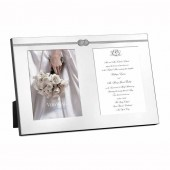 Vera Wang Infinity Double Invitation Photo Frame (24853)