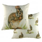Evans Lichfield Rosie Rabbit Cushion (24979)