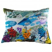 Evans Lichfield Snowy Hill Cushion (24989)