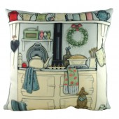 Evans Lichfield North Face of the Aga Cushion (24993)