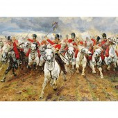 Gibsons Jigsaws Waterloo Scotland Forever (25005)
