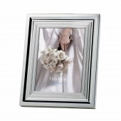 Wedgwood Blanc Photo Frame 5 x 7 (25099)