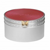 Vera Wang With Love Treasures Pink Butterfly Treasure Box (25110)