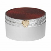 Vera Wang With Love Treasures Red Heart Treasure Box (25112)