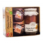 Cottage Delight Cheese Board Indulgence Gift Set (25117)