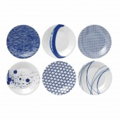 Pacific 16cm Tea  Plate - Set of 6 (25227)