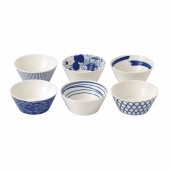 Pacific 11cm Bowls - Set of 6 (25228)