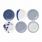 Pacific 23cm Dessert  Plate - Set of 6 (25229)