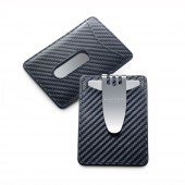 Nocturna Credit Card & Money Clip (25307)