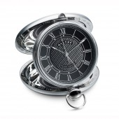 Grand Odyssey Clock - Black (25321)