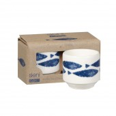 Fishie Egg Cups - Set of 2 (25359)