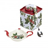 Tin Tea Caddy - 3 Piece Set (25384)