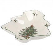 Spode Christmas Tree Dish - 20cm (25393)