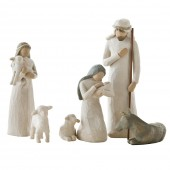 6 Piece Nativity Set (2549)