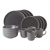 Bread Street Slate Dinner Set - 16 piece (25551)