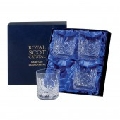 London Small Whisky Tumblers - Box of 4 (25638)