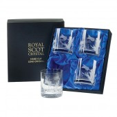 Flower of Scotland Tumblers - Set of 4 (25643)