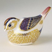Royal Crown Derby Goldcrest (256)