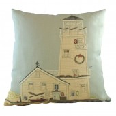 Evans Lichfield Lighthouse Cushion (25845)