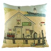 Evans Lichfield Shrimp Shack Cushion (25846)