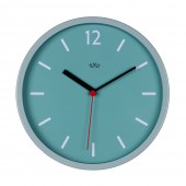 Wild and Wolf Wall Clock French Blue (25995)