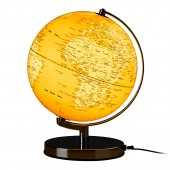 "Wild and Wolf 10"" Globe Light in English Mustard (25997)"