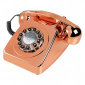 Wild and Wolf 746 Classic Phone - Copper (25999)