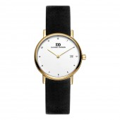 Danish Design Ladies Gold Plated Titanium Watch V10Q272 (26037)
