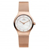Danish Design Ladies Rose Gold Coated Stainless Steel Watch V67Q1072 (26050)