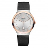 Danish Design Mens Automatic Rose Gold Plated Watch Q18Q1074 (26052)