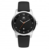 Danish Design Mens Black Stainless Steel Watch Q13Q1084 (26053)
