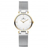 Danish Design Ladies Stainless Steel Mesh Strap Watch V65Q1089 (26054)