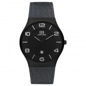 Danish Design Mens Dark Titanium Watch Q16Q1106 (26056)