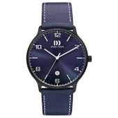Danish Design Mens Blue Titanium Watch Q22Q1127 (26058)