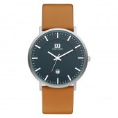 Danish Design Mens Dark Blue Dial Stainless Steel Watch Q29Q1157 (26065)