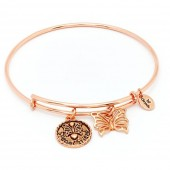 Thinking of You Special Friend Rose Gold Plated Bangle (26099)