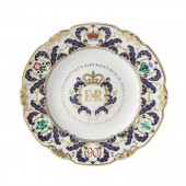 Royal Crown Derby Talbot Plate (26158)