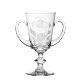Royal Scot Engraved Crest Handled Loving Cup - Limited Edition (26173)