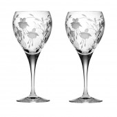 Catherine Set of 2 Small Wine Glasses - New Shape (26177)