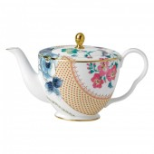 Butterfly Bloom Tea Pot Large (26532)