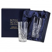 Royal Scot Set of 2 Boxed Highball Tumblers (26592)