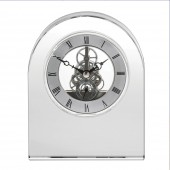 Greenwich Clocks Contemporary Dome Clock - 15cm (26626)