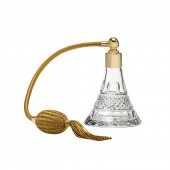Regency Conical Perfume Atomiser Gold (26656)