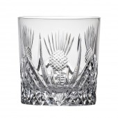 Scottish Thistle Single Whiskey Tumbler (26670)
