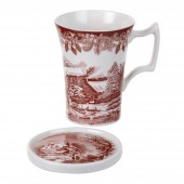 Spode Mug & Coaster Set (26798)