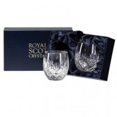 Royal Scot Box of 2 Barrel Tumblers (26966)