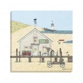 Shrimp Shack Canvas (27029)