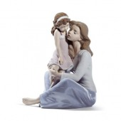Lladro Mommy's Little Girl (27030)