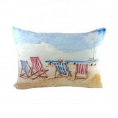 Evans Lichfield Deckchairs Cushion (27059)