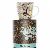 My Darling Mugs Claudia Schultes (Coffee Time) 2016 (27194)
